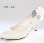 calzature sposa by Le Spose di Mary 20501K1